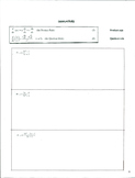 Calculus 1 Set #1 Pg 11-12  Derivatives