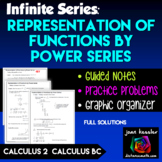Calculus 2 Infinite Series Representing a Function as a Power Series