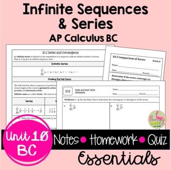 More on Series Essentials (Calculus 2 - Unit 10)