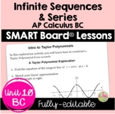 Calculus 2: More on Series SMART Board® Lessons