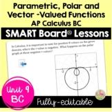 Parametrics Polars and Vectors SMART Board® Lessons (BC Ca