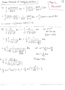 Calculus : 30 Challenging Integration Problems with Detailed Solutions