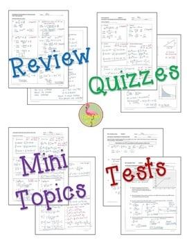 Calculus: Advanced Techniques of Integration Assessments