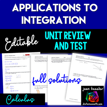Integrated Math 1 Test Worksheets & Teaching Resources | TpT