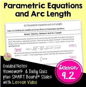 Calculus: Area and Arc Length in Polar Coordinates