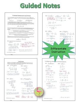 Calculus: BC Curriculum