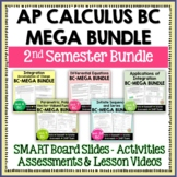 AP Calculus BC Curriculum Bundle