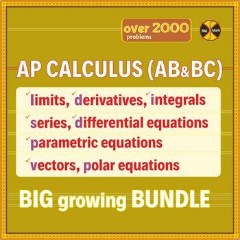 Ap Calculus Ab Derivatives Test Worksheets & Teaching Resources | TpT