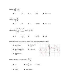 Calculus Benchmarks