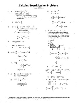Calculus Board Sessions,Session 15,Evaluate Integrals,position of a particle