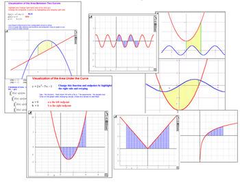Calculus Bundle Interactive Graphers
