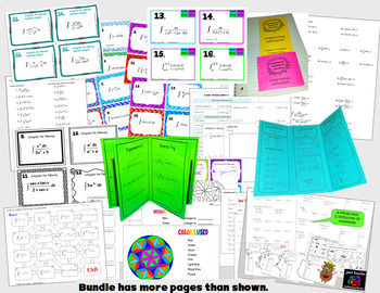 Calculus Bundle of Integration Activities
