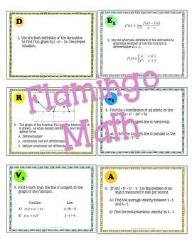 Calculus: Activities Bundle