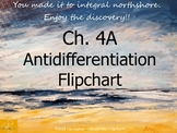 Calculus Ch. 4A: Antidifferentiation Unit Flipchart