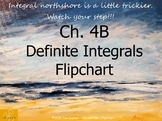 Calculus Ch. 4B: Definite Integrals Unit Flipchart