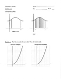 Calculus Chapter 5 Area Under Curves
