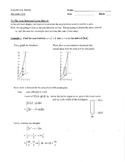 Calculus Chapter 7 Area Between Curves