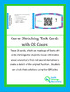 Calculus:  Curve Sketching Task Cards with QR Codes