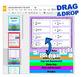Calculus Derivative Formulas Digital Flip Book with Google Slides™
