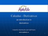 Calculus - Derivatives
