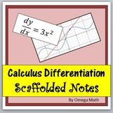 Calculus Differentiation