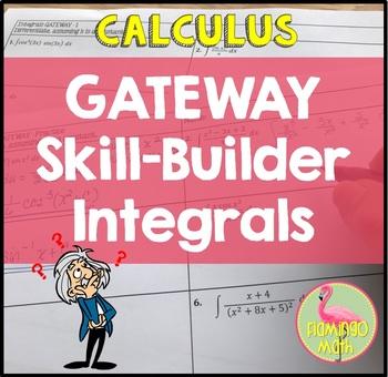 Gateway Skill-Builder Integrals