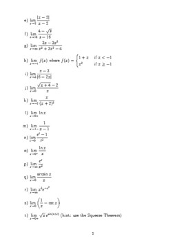 Calculus I for Social Sciences Final Exam Review Questions and Solutions