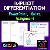 Calculus Implicit Differentiation