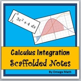 High School Calculus: Integration