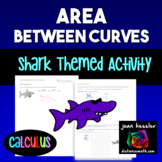 Calculus Integration Area Between Curves Fun Activity