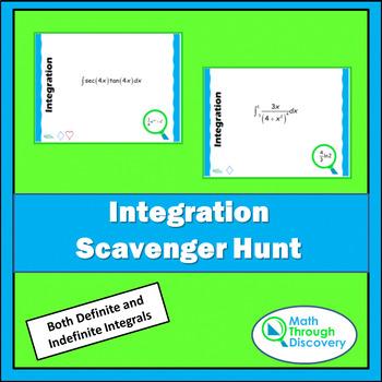 Integration Scavenger Hunt