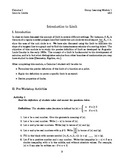 Calculus Limit Group Learning Module
