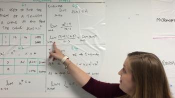 Calculus Limits - Math - 8 Video Lessons