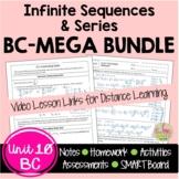 More on Series MEGA Bundle (Calculus 2 - Unit 10)