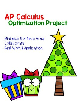 Calculus Optimization Project