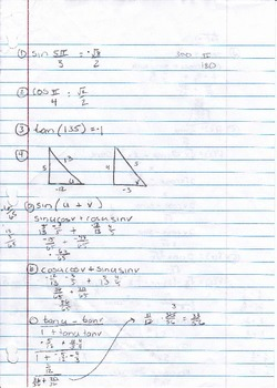 Calculus Packet #2