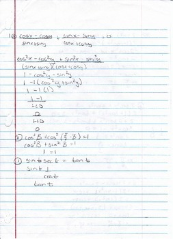Calculus Packet 6b
