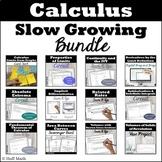 Calculus SLOW GROWING BUNDLE
