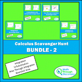 Calculus Scavenger Hunt Bundle  #2