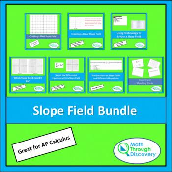 Calculus:  Slope Field Bundle