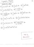 Calculus :  Trigonometric Integrals