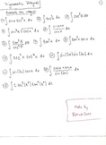 Calculus :  Trigonometric Integrals