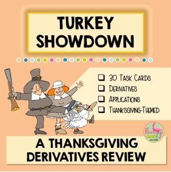 Calculus: Turkey Showdown Activity