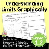 Understanding Limits Graphically and Numerically (Calculus - Unit 1)