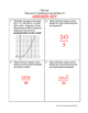 Calculus Volume by Cross Sections Practice by Teaching ...