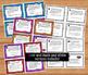 Calculus: Volume of Revolution Disk Washer Task Cards, Notes, HW QR