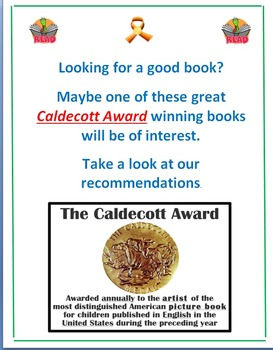 Caldecott Book Review Forms