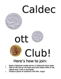 Caldecott Club Invitation