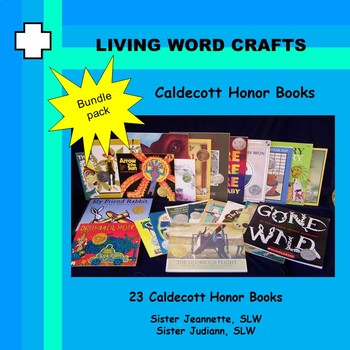 Caldecott Honor Books Less than $2 per book FREE SHIPPING