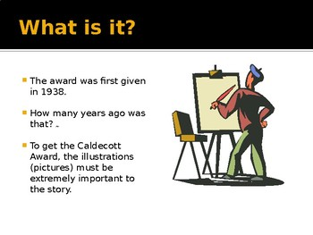 Caldecott Medal Introduction for Elementary